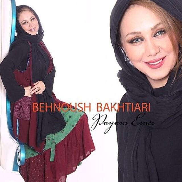 عکس های زیبا و آتلیه ای behnoosh bakhtiari