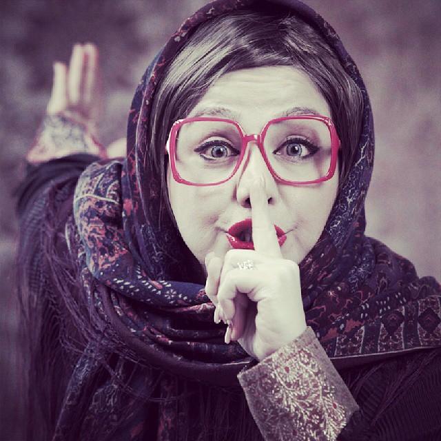 عکسهای جدید بهنوش بختیاری در خرداد 94