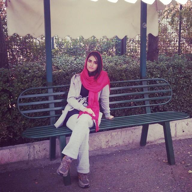 عکس های جدید و زیبای هانیه غلامی