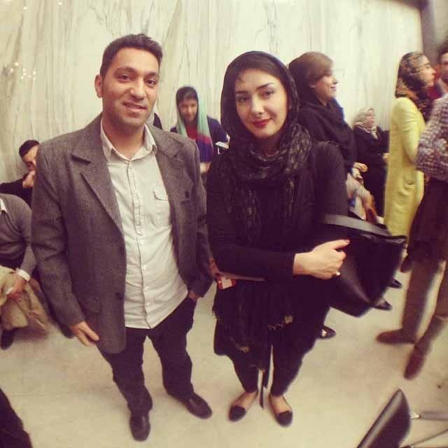 عکس های جدید و زیبای hanieh tavassoli