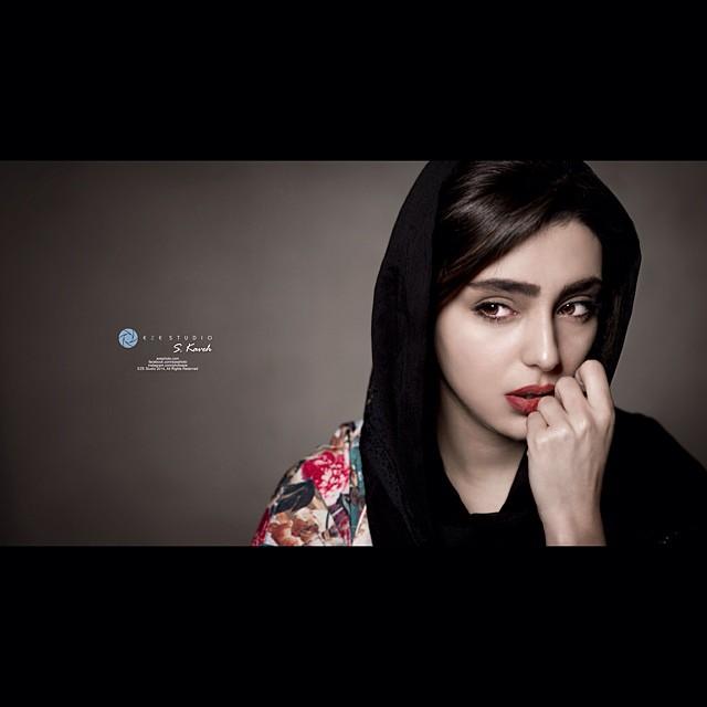 عکس های آتلیه ای و زیبای hasti mahdavifar