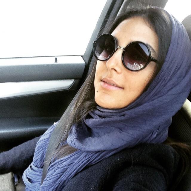 عکس های جدید و زیبای هدی زین العابدین