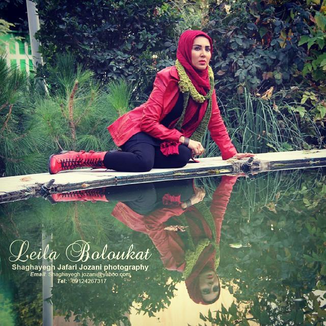 عکس های جدید و بسیار زیبا از لیلا بلوکات