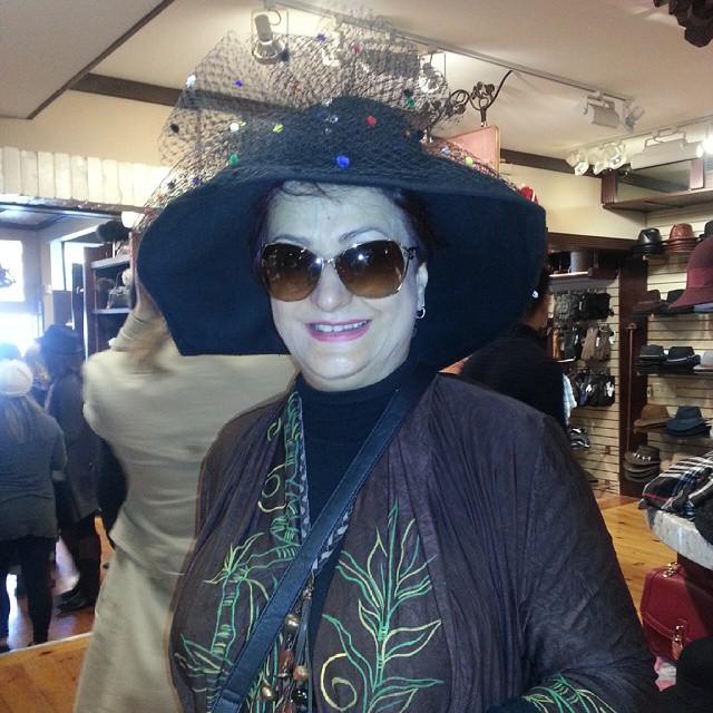 عکس های جدید مريم اميرجلالی در خارج از کشور