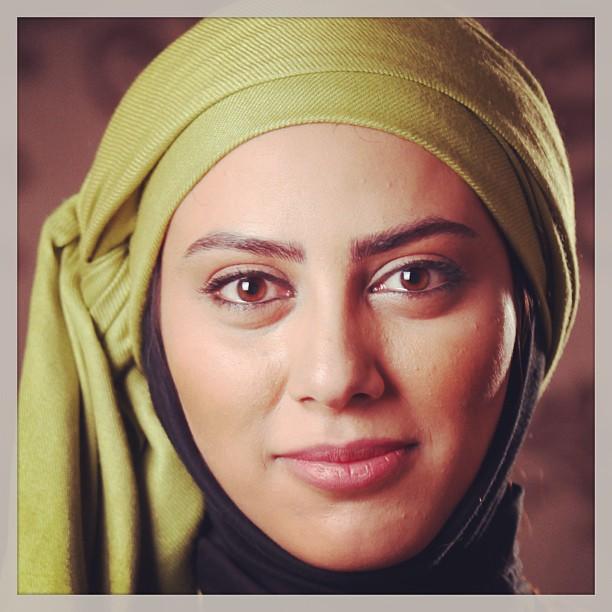 عکس های جدید و آتلیه ای mona farjad