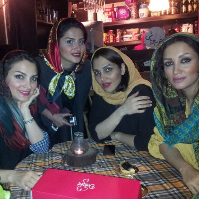 عکس های جدید و زیبای روناک یونسی