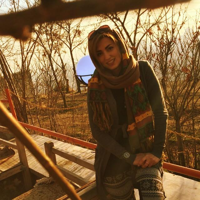 عکس های جدید و دیدنی samira hosseini