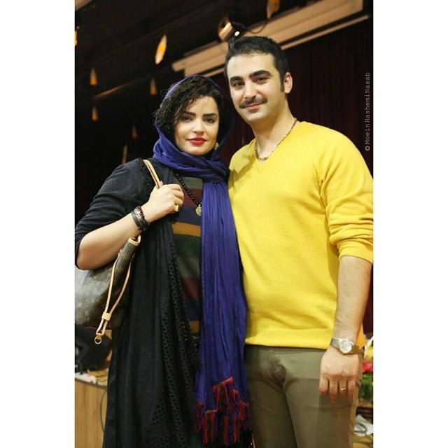 عکس های زیبا و دیدنی سپیده خداوردی و همسرش