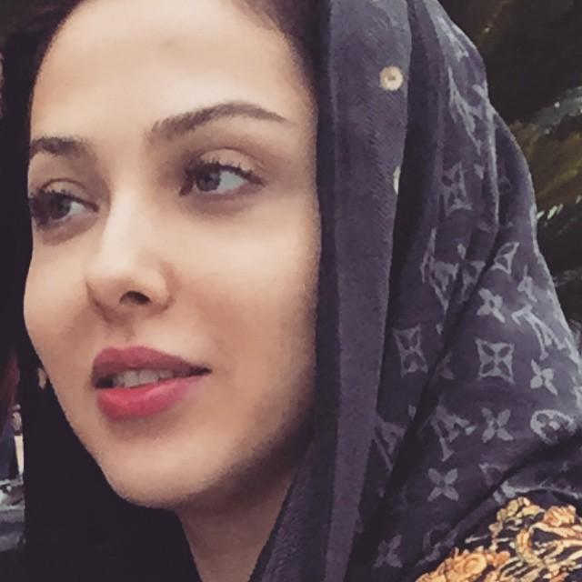 لیلا اوتادی بازیگران زن را به چالش عکس بدون آرایش فراخواند!