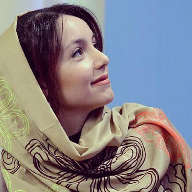 عکسهای جدید نازنین بیاتی در خرداد 94