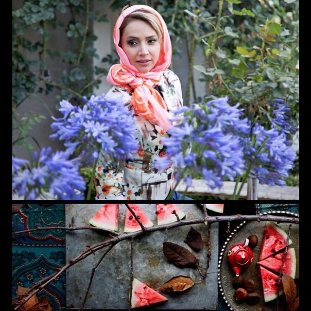 عکس های شخصی و جذاب شبنم قلی خانی