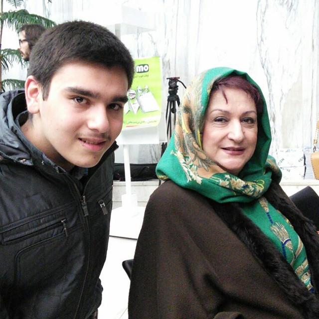 عکس مریم امیرجلالی