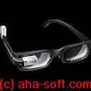 عینک جدید گوگل (عکس)