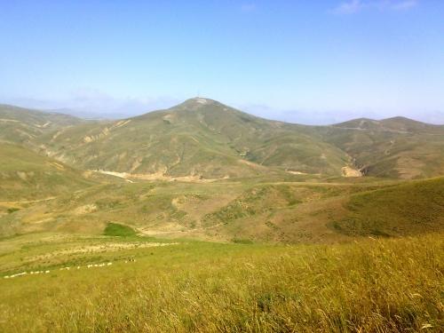 کوه چراغلو - چراغلو داغی