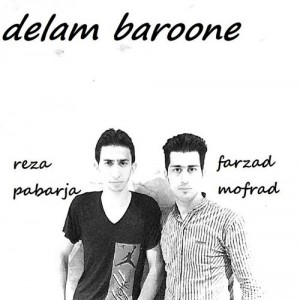 Download Music Reza Pabarja Ft Farzad Mofrad - Delam Baroone
