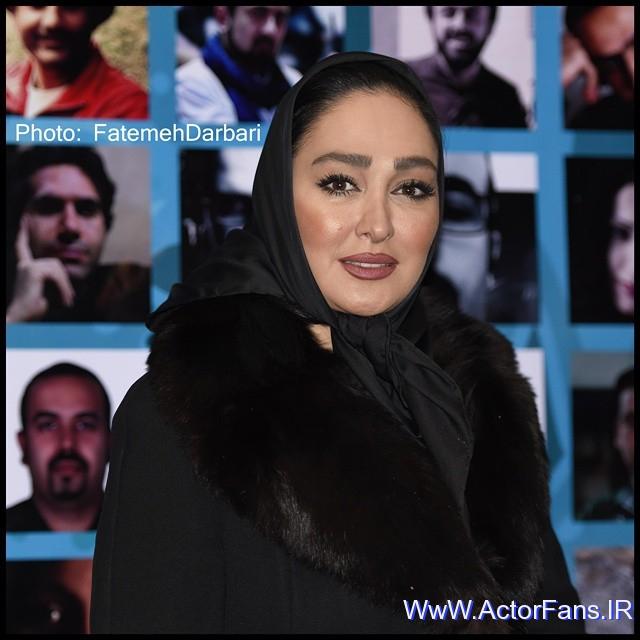 عکسهای الهام حمیدی در اکران خصوصی فیلم دوربین | WwW.ActorFans.IR