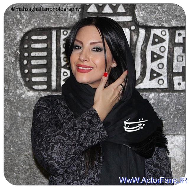 عکسهای منصوره بسمل در اکران فیلک دوربین | WwW.ActorFans.IR