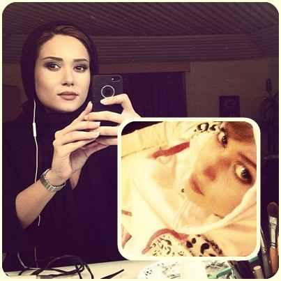 عکسهای مهر 93 پریناز ایزدیار | WwW.ActorFans.IR