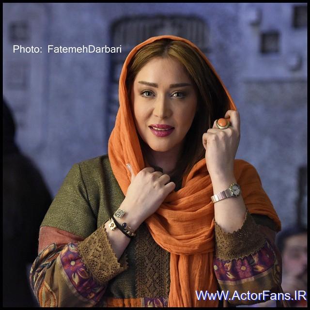 عکسهای سارا منجزی در اکران فیلم دوربین | WwW.ActorFans.IR