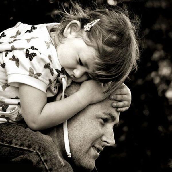 حرف دل پدر به فرزند,عکس های عاشقانه پدرانه,عشق