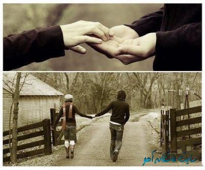 عکس عاشقانه تنهایی جدید همراه متن,عکس تنهایی با متن
