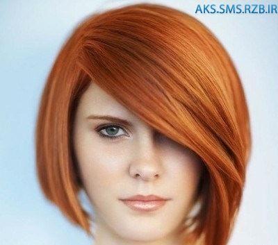 مدل رنگ مو های جدید پاییزی 93
