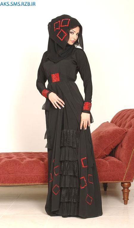 جديدترين مدل هاي لباس عربی 94
