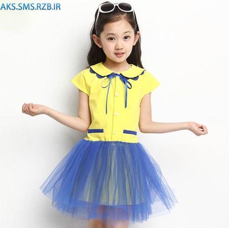 مدل هاي جديد لباس بچه گانه کره ای 2015