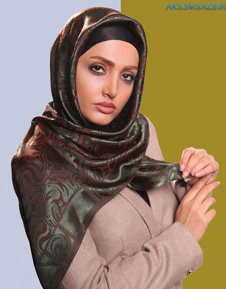مدل هاي جديد شال و روسری 2015