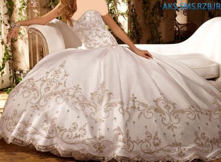 لباس هاي عروس جديد 2015