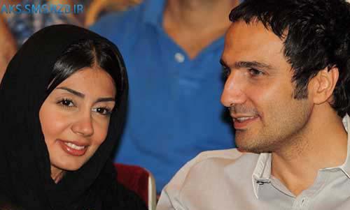 عكس هاي عروسي محمدرضا فروتن با زنش (سري 2 )