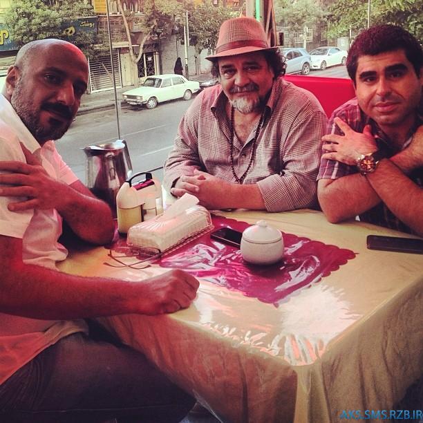 عکس های جديد محمدرضاشریفی نیا | www.aks-sms.rzb.ir
