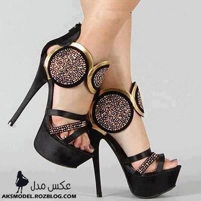 aksmodel.rozblog.com-01.jpgمدل کفش مجلسی زنانه پاشنه بلند 2014