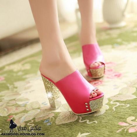 جدیدترین مدلهای کفش مجلسی زنانه 2014