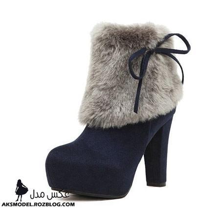 http://aksmodel.rozblog.com - مدل کفش های زمستانی دخترانه و زنانه
