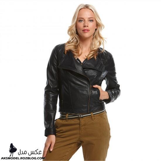 http://aksmodel.rozblog.com - مدل جديد كاپشن لي و چرم دخترانه