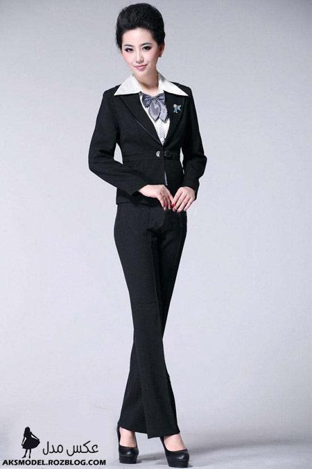 http://aksmodel.rozblog.com - مدل جدید کت و شلوار مجلسی زنانه