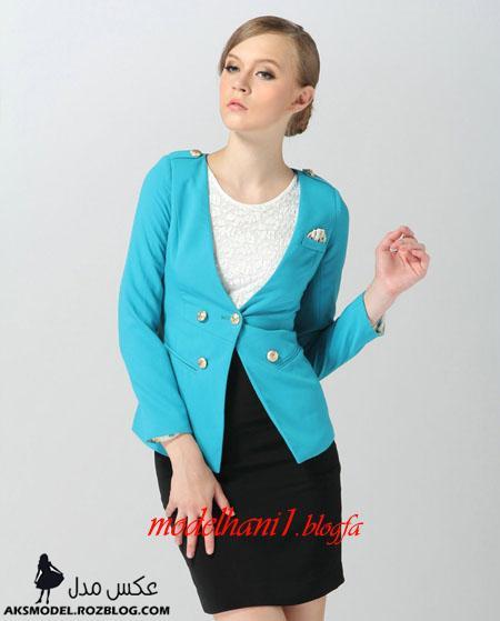 http://aksmodel.rozblog.com - مدل جدید کت و دامن کوتاه دخترانه