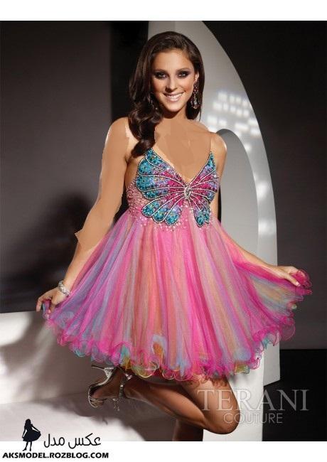 مدل لباس ذخترانه