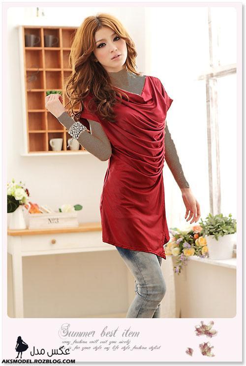 http://aksmodel.rozblog.com - مدل لباس مجلسی زنانه کره ای