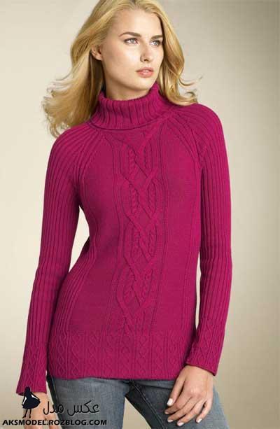 http://aksmodel.rozblog.com - مدل لباس جدید بافتنی زمستانی دخترانه
