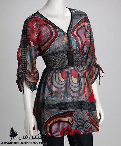 مدل های جدید لباس مجلسی حریر زنانه 92