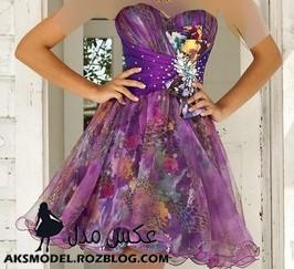 http://aksmodel.rozblog.com - مدلهاي لباس شب كوتاه دخترانه