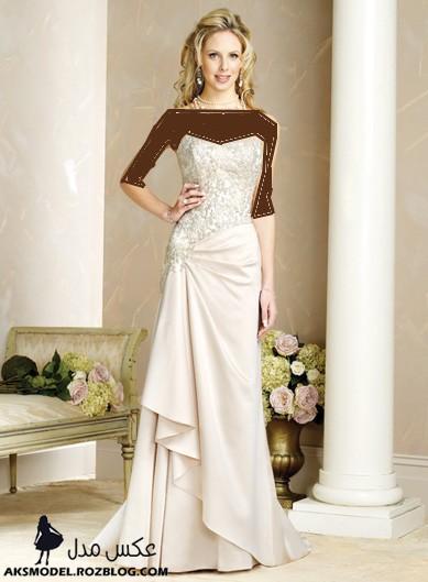 http://aksmodel.rozblog.com - مدل لباس شب بلند دكلته زنانه و دخترانه