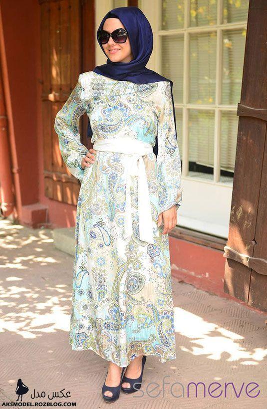 http://aksmodel.rozblog.com - ژورنال لباس مجلسي پوشيده زنانه ترك