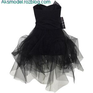 خرید اینترنتی لباس مجلسی عروسکی دخترانه
