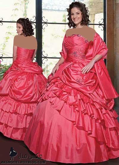 http://aksmodel.rozblog.com - مدل هاي جديد لباس نامزدي پف دار