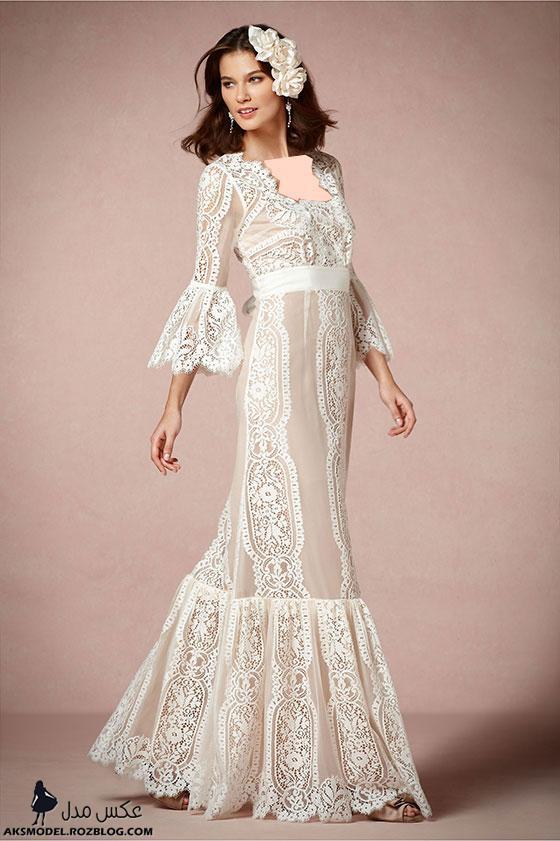 فروش لباس عروس خارجي