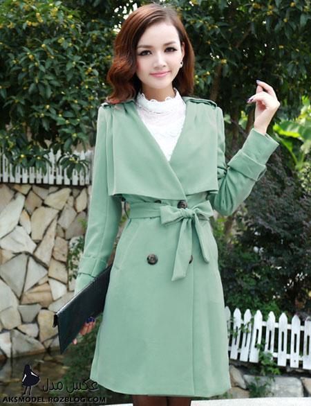 http://aksmodel.rozblog.com-مدل جدید مانتو کره ای پاییز و زمستان