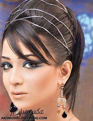 www.aksmodel.rozblog.com-جدید ترین مدل شینیون مو
